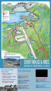 Travel Time Map Mendenhall Glacier Recreation Area Map U0026 Information Map Alaskan