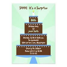 free printable surprise 80th birthday party invitations drevio