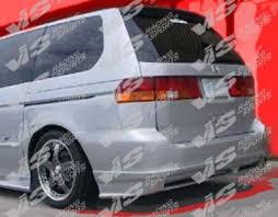 honda odyssey rear bumper shop for honda odyssey rear bumper on bodykits com