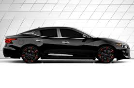 nissan maxima 2017 black vehicle gallery morder maniacal wheels