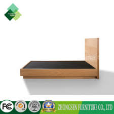 china 5 star hotel furniture wooden single bed frame for sale