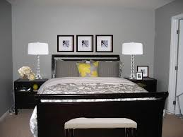 Traditional Bedroom Colors - small dark bedroom color ideas