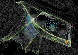 Landscape Lighting Plan Northala 03 Lighting Plan Landscape Architecture Works Landezine