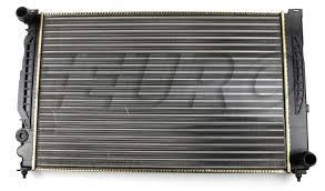 audi radiator audi radiator manual trans nissens 60497 free shipping available