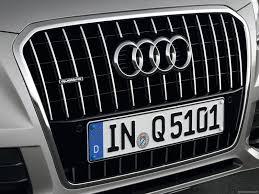 Audi Q5 65 Plate - audi q5 2013 pictures information u0026 specs