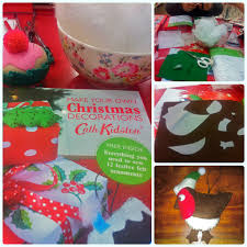 Make Your Own Christmas Decoration - make your own christmas decorations cath kidston dollybakes