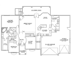 traditional style house plan 2 beds 2 5 baths 2247 sq ft plan