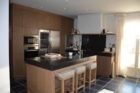 cuisine avec ilot central pour manger cuisine amnage avec ilot central trendy modle ilot central