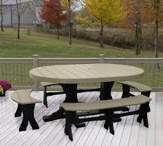 deck table and chairs lawn furniture