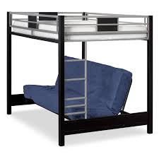 bedroom furniture samba full futon bunk bed with blue futon bedroom furniture samba full futon bunk bed with blue futon mattress
