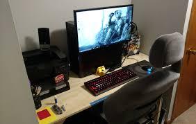 diy corner computer desk crazy u0027s diy mn218