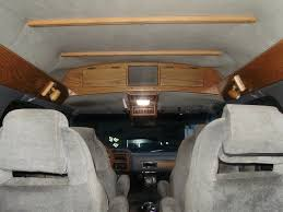 1995 Suburban Interior Chevy And Gmc Suburban Geneva Conversion Packages