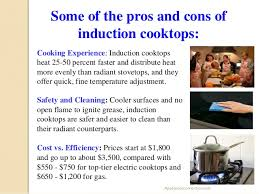 Induction Versus Gas Cooktop How Induction Cooktops Work