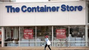 the container store the container store is too quiet for goldman sachs analysts