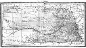 Map Of Nebraska And Colorado by File1866 Mitchell Map Of Colorado Nebraska And Kansas File1864