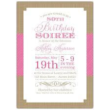80th birthday invitations nashville pink 80th birthday invitations paperstyle