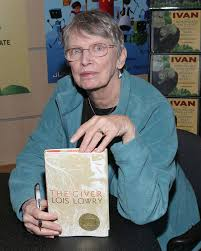 profile of author lois lowry newbery medal winner