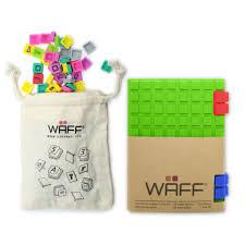 mini carnet de note waff endless creativity