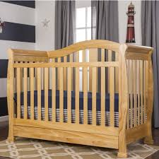 Universal Bed Rail For Convertible Crib by Dream On Me Addison 4 In 1 Convertible Crib Natural Babies