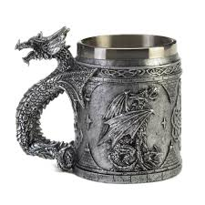 serpentine dragon mug dudeiwantthat com