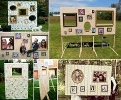Centerpieces For Family Reunions Table by Large Styrofoam Photo Frame Prop For Family Reunion I Love