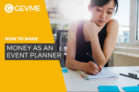 How To Become An Event Planner How To Make Money As An Event Planner