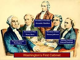 The Members Of Washington S Cabinet Homedesignview Co