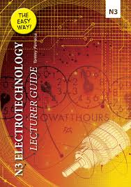 n3 electrotechnology lecturer guide future managers