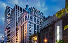 The Map Room Chicago Luxury Hotels In Chicago The Gwen Hotel