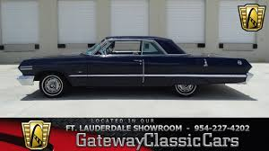 547 ftl 1963 chevrolet impala ss youtube