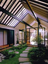 Eichler Style Home Joseph Eichler Homes Outstanding Atriums Climatepro