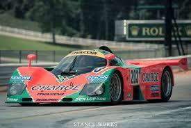 mazda group mazda 767 group gtp 1988 racing cars