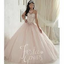 beautiful light pink quinceanera dress 2016 vestido de 15 nos