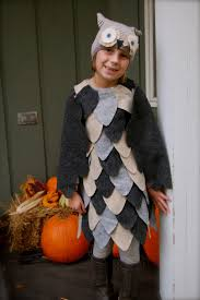 Owl Halloween Costumes For Kids by Beth Kruse Custom Creations Woodland Creature Costumes