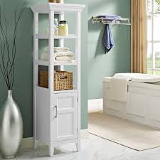 White Towel Cabinet Belham Living Longbourn Corner Linen Cabinet Hayneedle