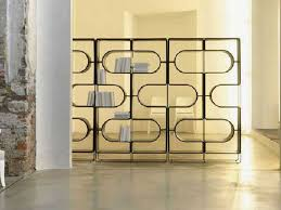 Bookcase Room Dividers by Room Divider With Shelves Roselawnlutheran