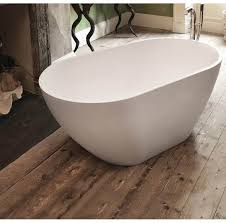 stone baths waters baths mist 1535mm x 800mm double ended small freestanding