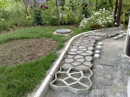 plastic concrete pavement mould paving moulds for sale south