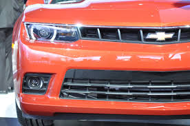 2014 orange camaro 2014 camaro ss convertible spied gm authority