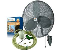 outdoor oscillating fans patio amazon com misting fans 24 oscillating patio mist fan
