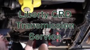 jeep liberty transmission module liberty crd transmission service