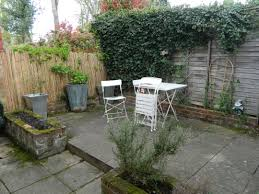 concrete backyard makeover home outdoor decoration