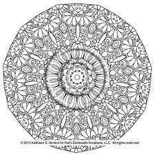 online mandala coloring pages