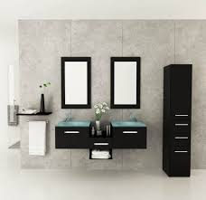 Glass Bathroom Furniture by Modern Home Interior Design Small Soaking Tubs Images About Bath