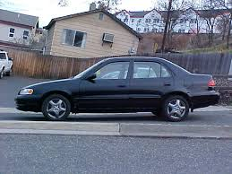 1999 toyota corolla reliability 20 1999 toyota corolla i couldn t find a picture on the