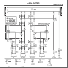 subaru forester radio wiring diagram wiring diagrams