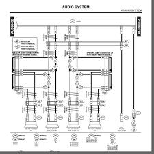 subaru forester radio wiring diagram wiring diagrams