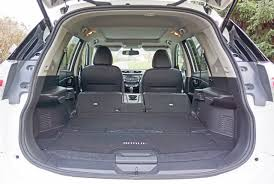 nissan rogue luggage capacity 2016 nissan rogue sl premium awd road test review carcostcanada