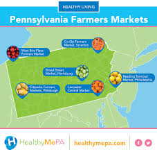 Map Of Lancaster Pa Top 6 Pennsylvania Farmers Markets To Visit This Summer