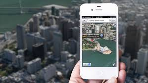 Iphone Maps Not Working Ios 6 Review Imore